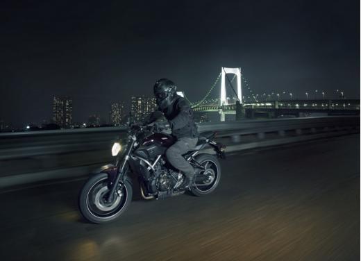 Yamaha MT-07 disponibile da fine febbraio a 5.690 euro