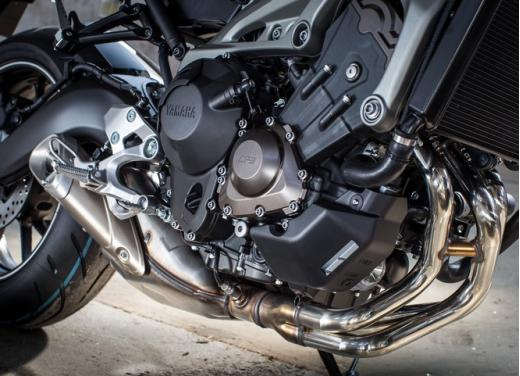 Yamaha MT-09: in prova dai concessionari dal 4 al 6 ottobre - Foto 8 di 10