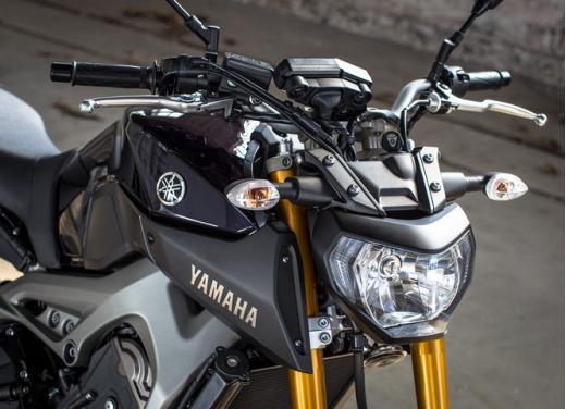 Yamaha MT-09: in prova dai concessionari dal 4 al 6 ottobre - Foto 9 di 10