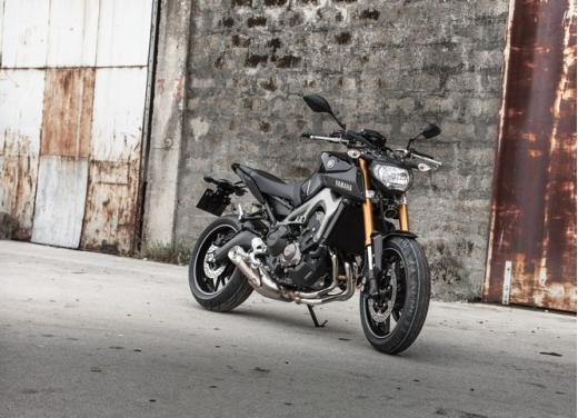 Yamaha MT-09: in prova dai concessionari dal 4 al 6 ottobre - Foto 7 di 10