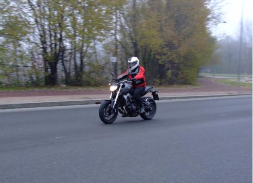 Yamaha MT-09 prova su strada - Foto 52 di 52