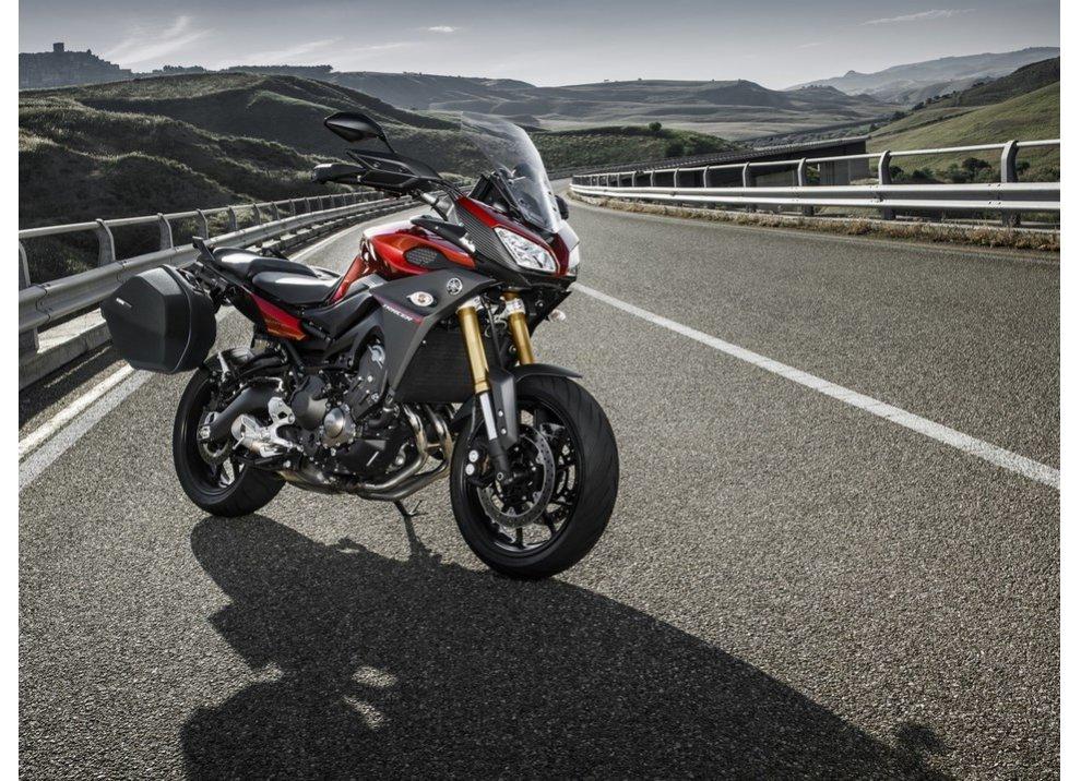 Yamaha MT-09 Tracer 2015 - Foto 1 di 9