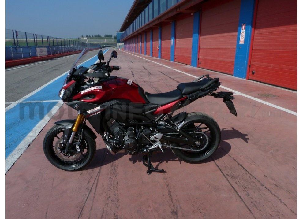 Yamaha MT-09 Tracer: Test Ride, Recensione e Prezzi