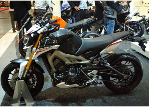 Yamaha MT-09 - Foto 1 di 16