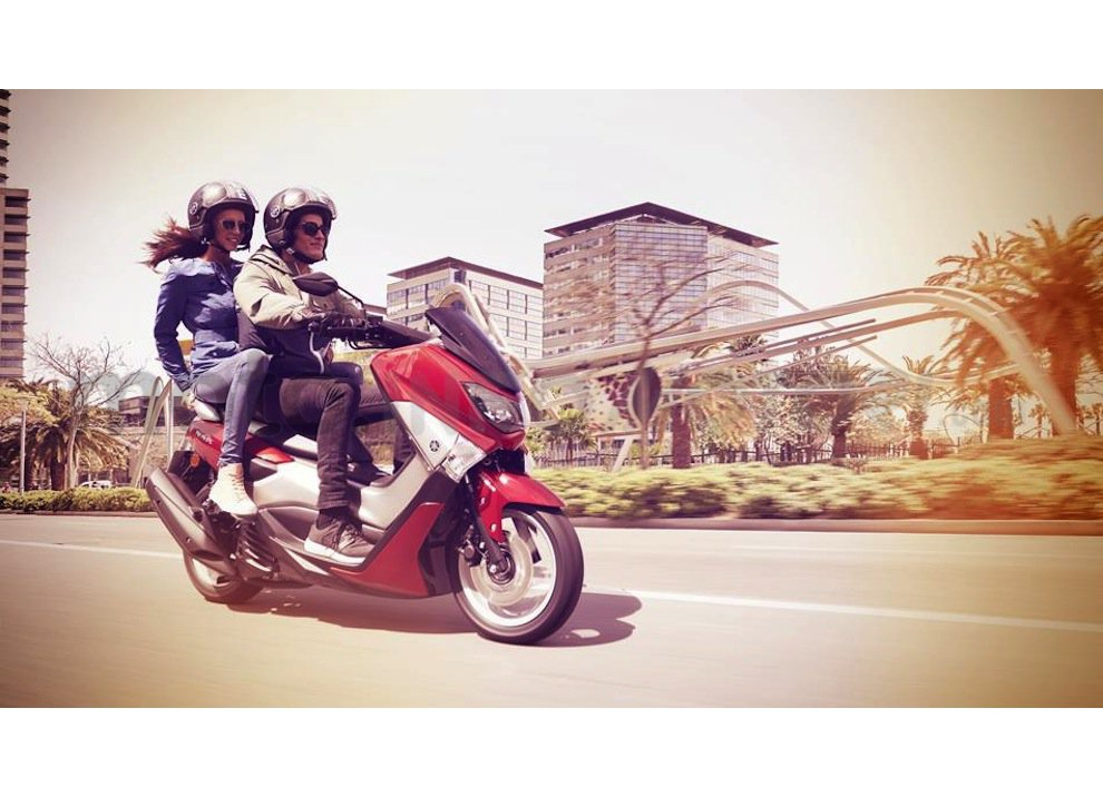Yamaha NMAX 2015, il nuovo rivale di Honda SH