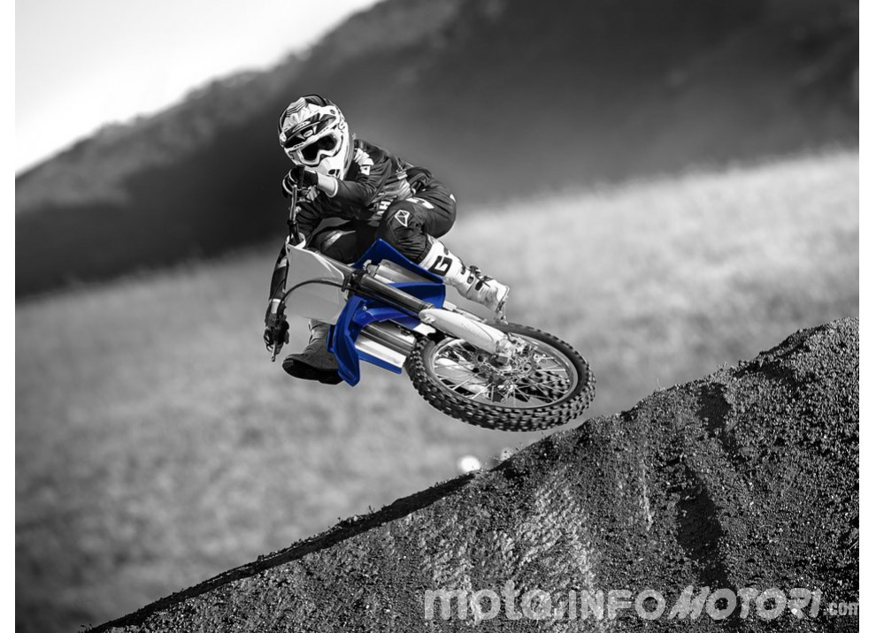Yamaha pronta per l'European YZ125 Cup per cercare nuovi talenti