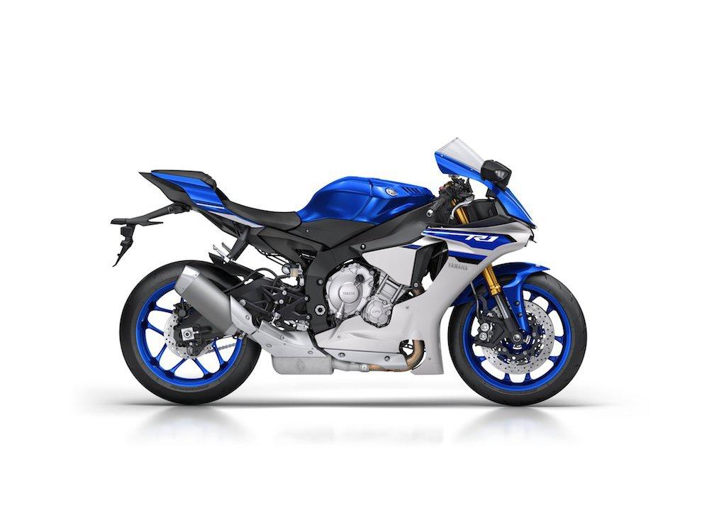 Yamaha R1 m.y. 2016 e la R1M nuovamente disponibile - Foto 23 di 31