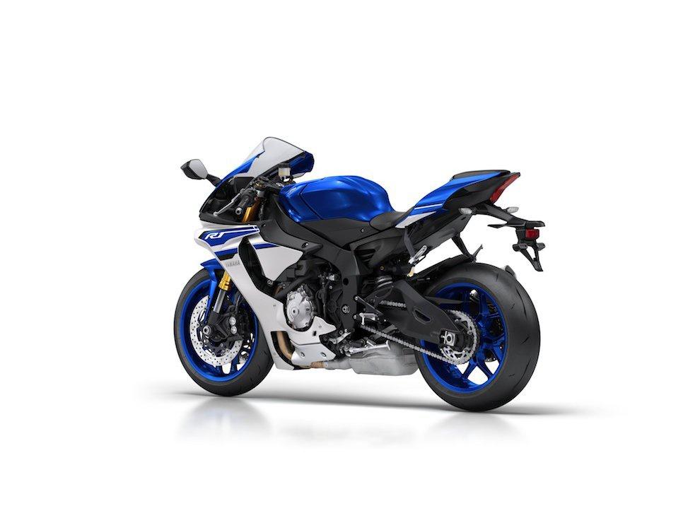 Yamaha R1 m.y. 2016 e la R1M nuovamente disponibile - Foto 14 di 31