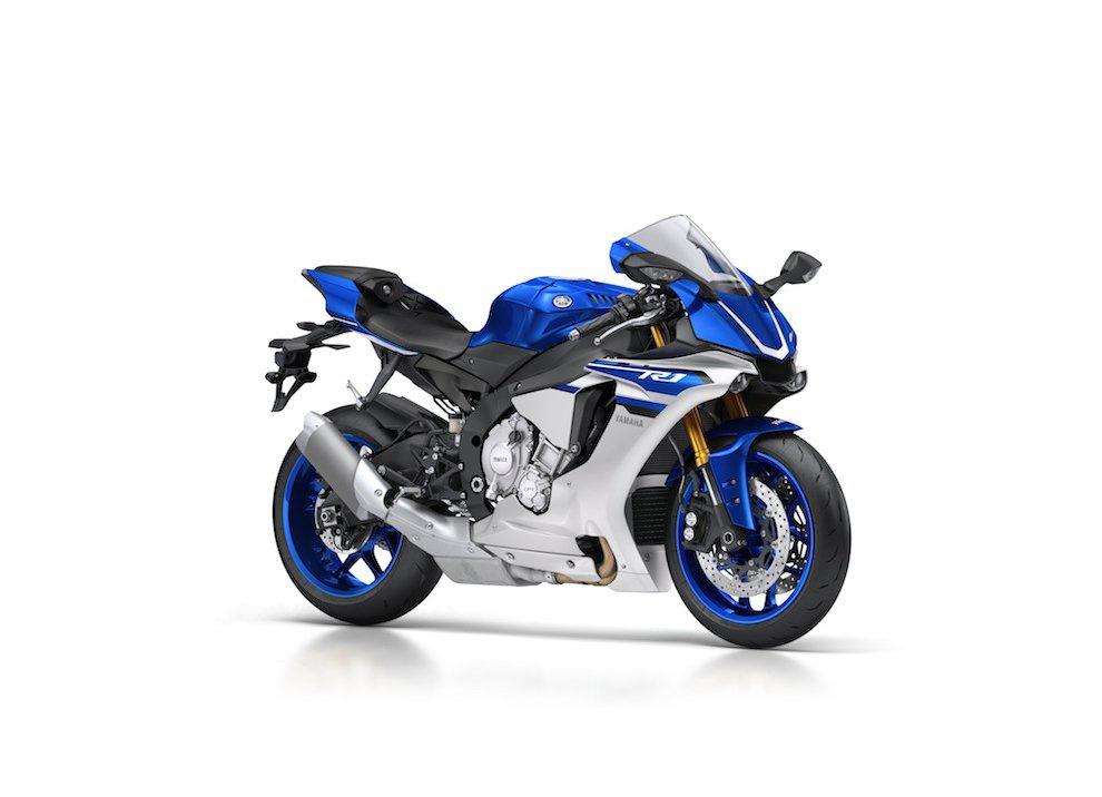 Yamaha R1 m.y. 2016 e la R1M nuovamente disponibile - Foto 7 di 31