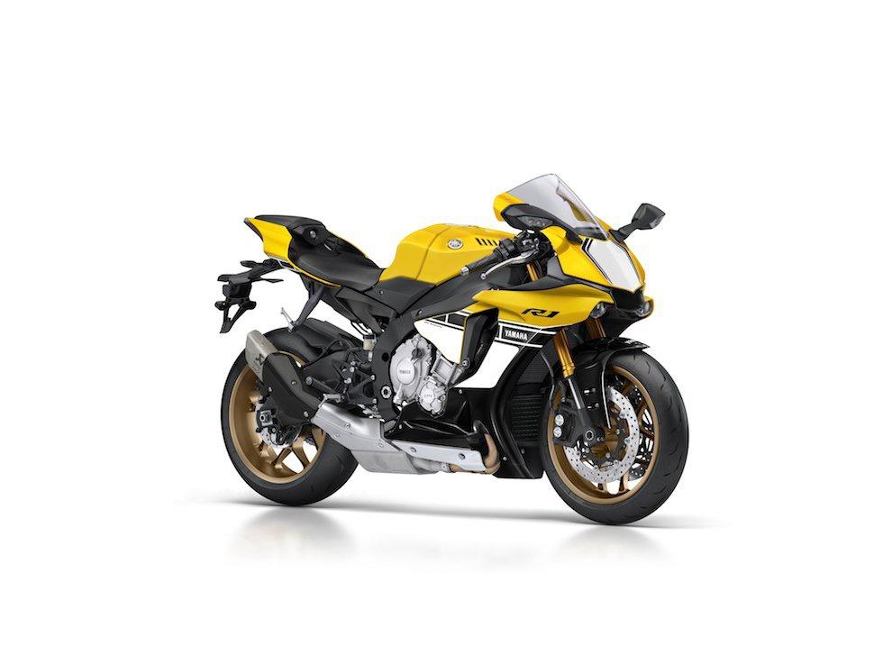 Yamaha R1 m.y. 2016 e la R1M nuovamente disponibile