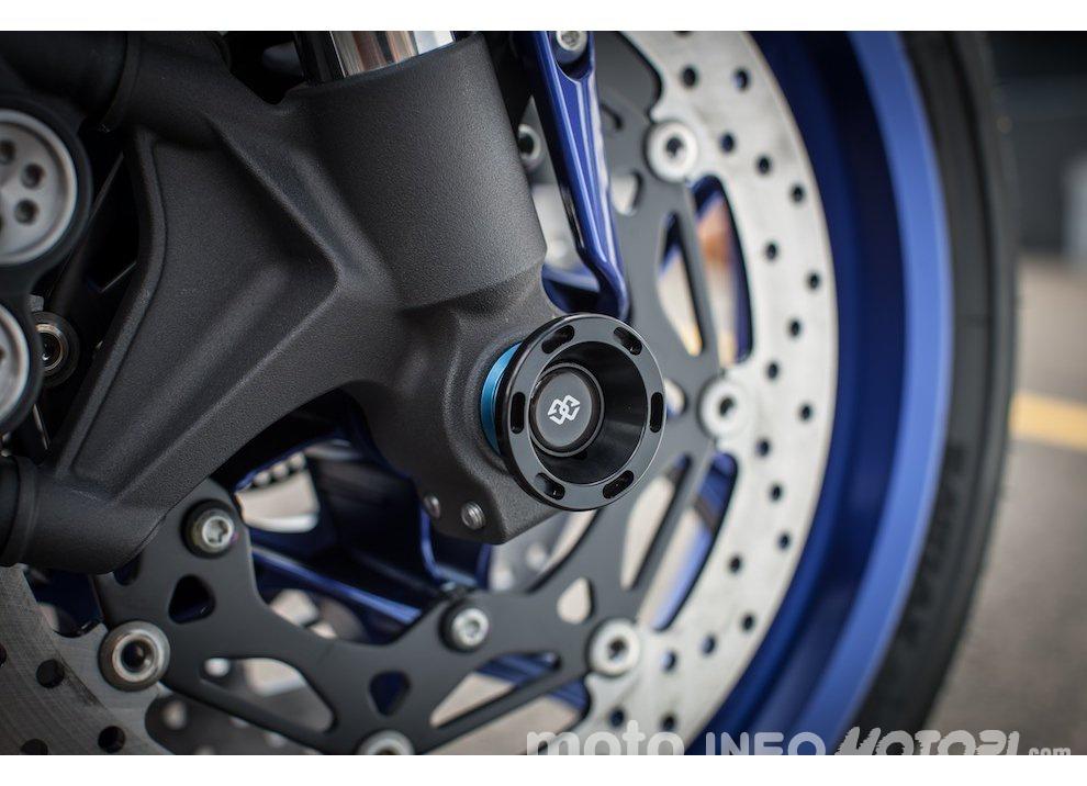 Yamaha R1 m.y. 2016 e la R1M nuovamente disponibile - Foto 10 di 31