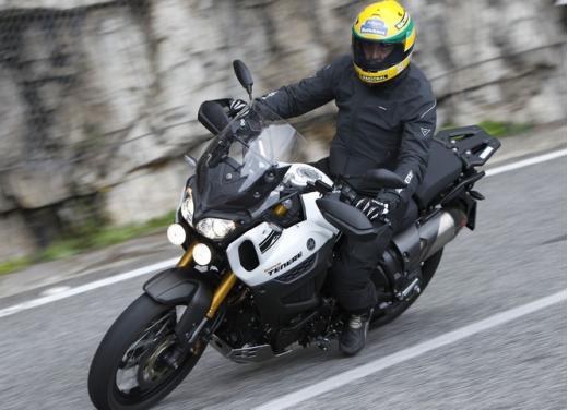 Yamaha Super Ténéré m.y. 2014 test ride