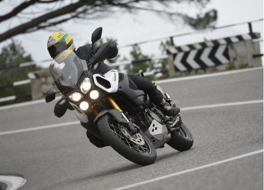 Yamaha Super Ténéré m.y. 2014 test ride - Foto 2 di 16