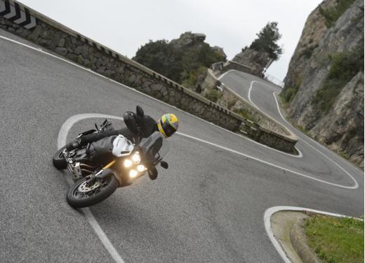Yamaha Super Ténéré m.y. 2014 test ride - Foto 8 di 16