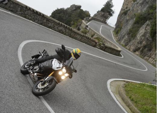 Yamaha Super Ténéré m.y. 2014 test ride - Foto 9 di 16