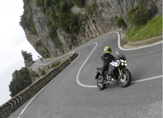 Yamaha Super Ténéré m.y. 2014 test ride - Foto 10 di 16