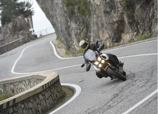 Yamaha Super Ténéré m.y. 2014 test ride - Foto 11 di 16