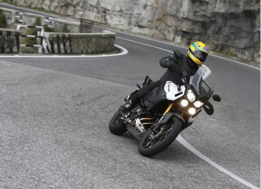 Yamaha Super Ténéré m.y. 2014 test ride - Foto 14 di 16