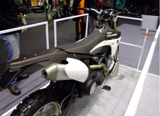 Yamaha TCross: l'incredibile metamorfosi del TMax - Foto 4 di 15