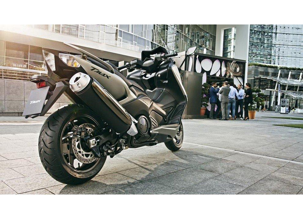 Yamaha T-Max 2015 - Foto 5 di 20