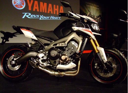 Yamaha: un 2014 ricco di novità all'Eicma 2013, dalla MT-07 alla SR400