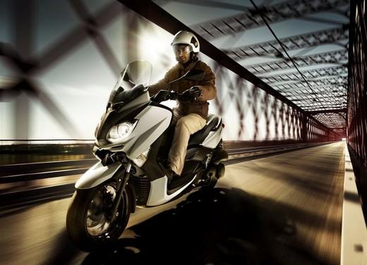 Yamaha X-Max 2010