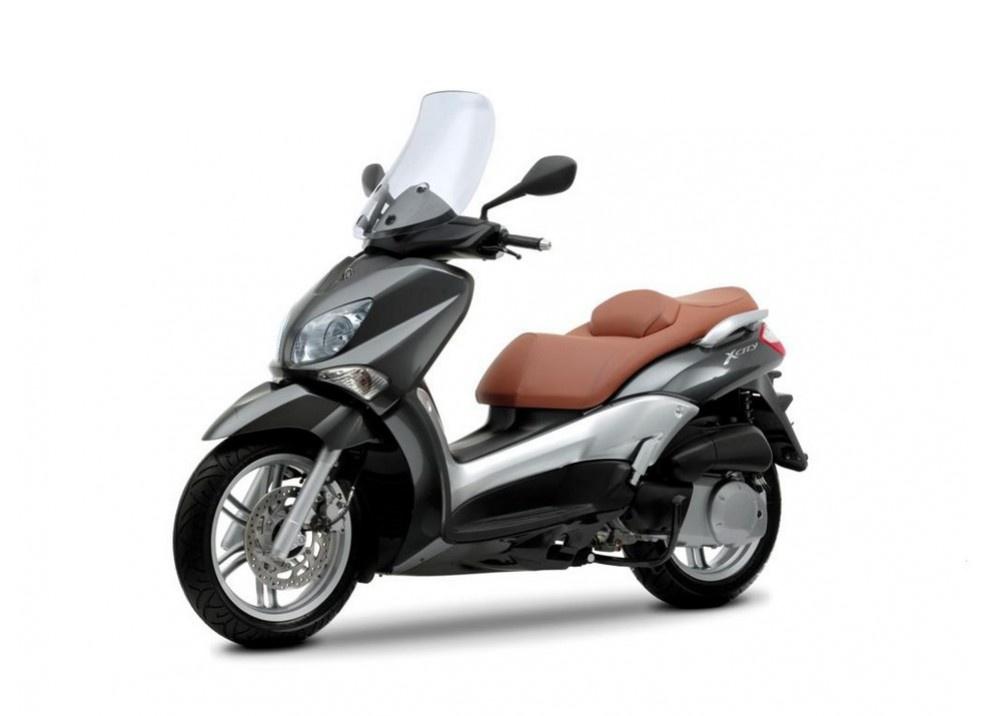 Yamaha X-City 250, lo scooter a ruote alte che sfida Piaggio Beverly e Honda SH