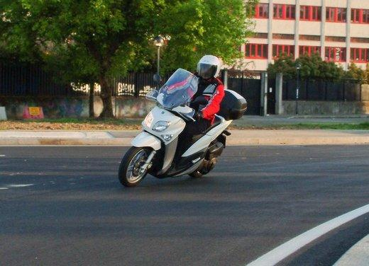 Yamaha Xenter 150: provalo per un giorno e vincilo per sempre