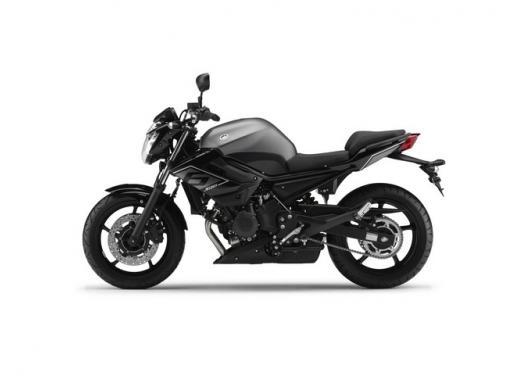 Yamaha XJ6, nuova versione SP e kit di depotenziamento per neopatentati - Foto 2 di 5