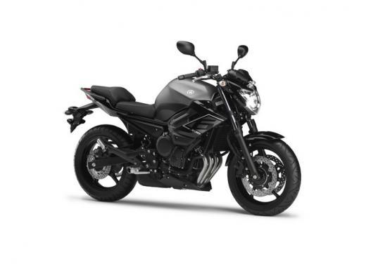 Yamaha XJ6, nuova versione SP e kit di depotenziamento per neopatentati - Foto 3 di 5