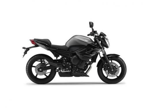 Yamaha XJ6, nuova versione SP e kit di depotenziamento per neopatentati - Foto 4 di 5