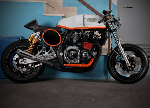 Yamaha XJR 1200 Mastino