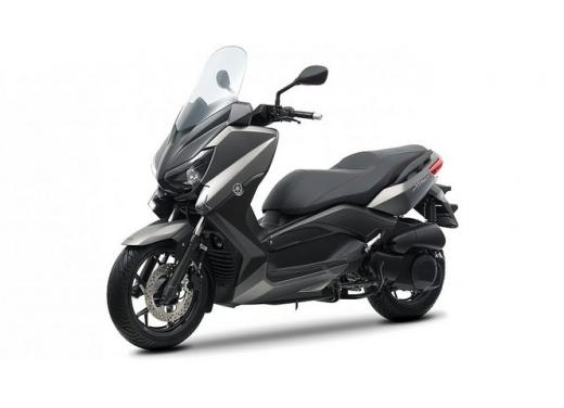 Yamaha X-Max 250, design e prestazioni da vero scooter sportivo