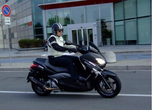 Yamaha X-Max 250 Momodesign: provato su strada lo scooter più cool