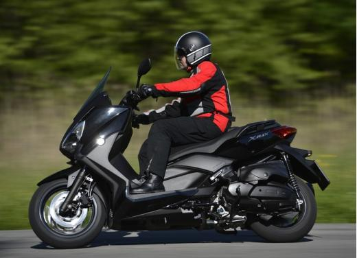 Yamaha X-Max 400: cittadino, sportivo e viaggiatore