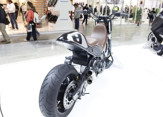 Yamaha T-Max Hyper Modified by Roland Sands - Foto 7 di 11