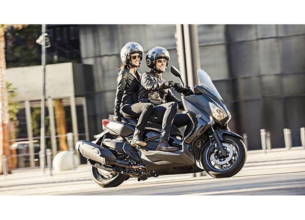 Yamaha X-Max Iron Max 2016