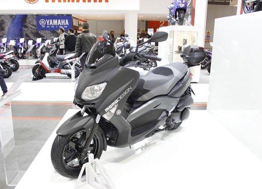 Yamaha X-Max 250 Momodesign