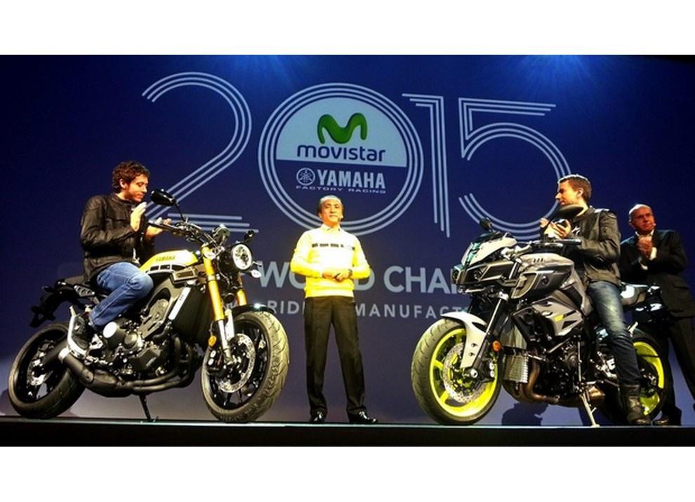 Una Yamaha per Rossi: ma questa volta si tratta di Vasco - Foto 4 di 4