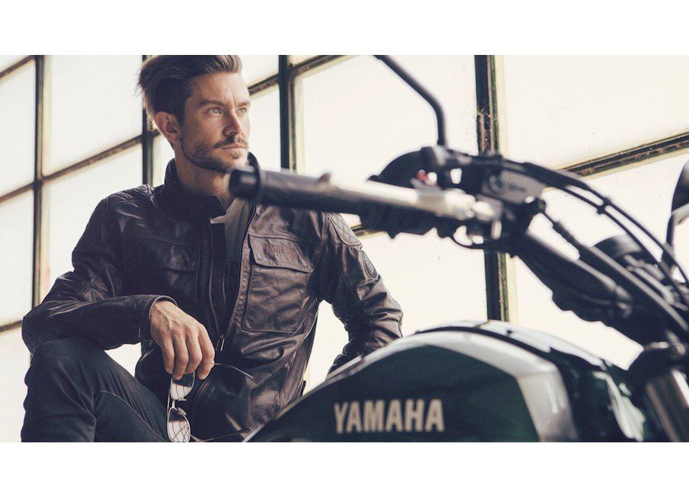 Yamaha XSR700 2016, I tre diapason sfidano Ducati - Foto 26 di 36