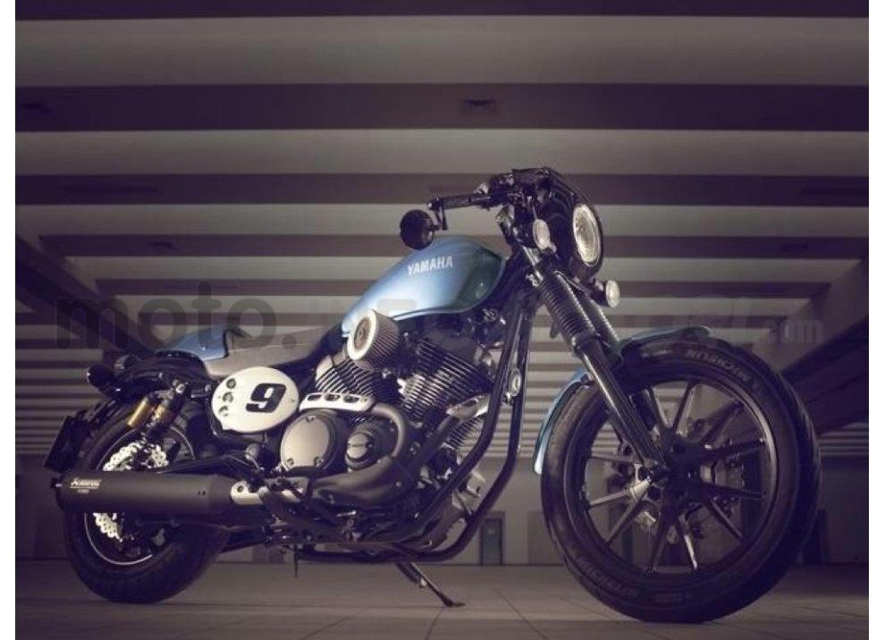 Yamaha XV 950 Racer: la Café Racer che arriva dalle Yard Built