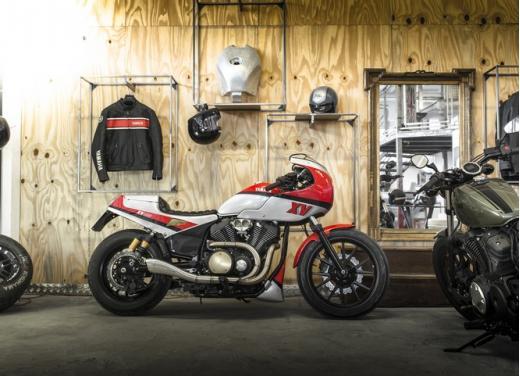 Yamaha XV950 Yard Built Pure Sport: evoluzione della specie