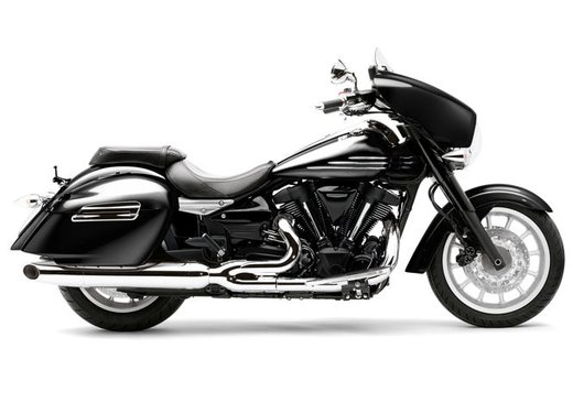 Yamaha XVS 1900 Midnight Star CFD