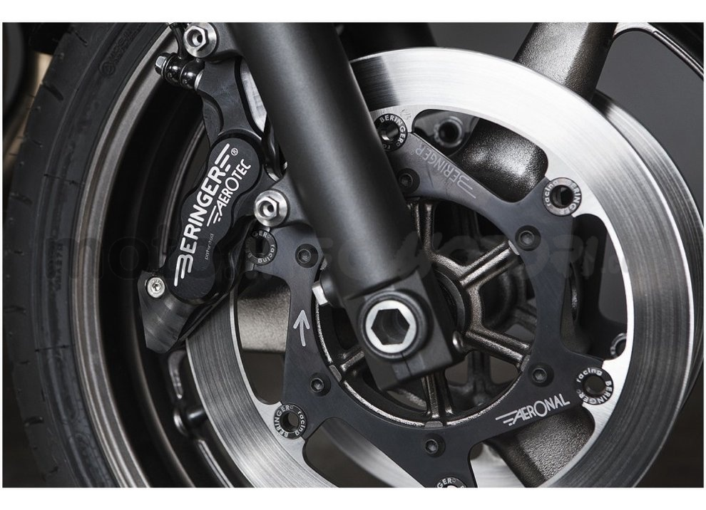 Yamaha Yard Built XJR 1300 Skullmonkee by Wrenchmokees - Foto 14 di 20