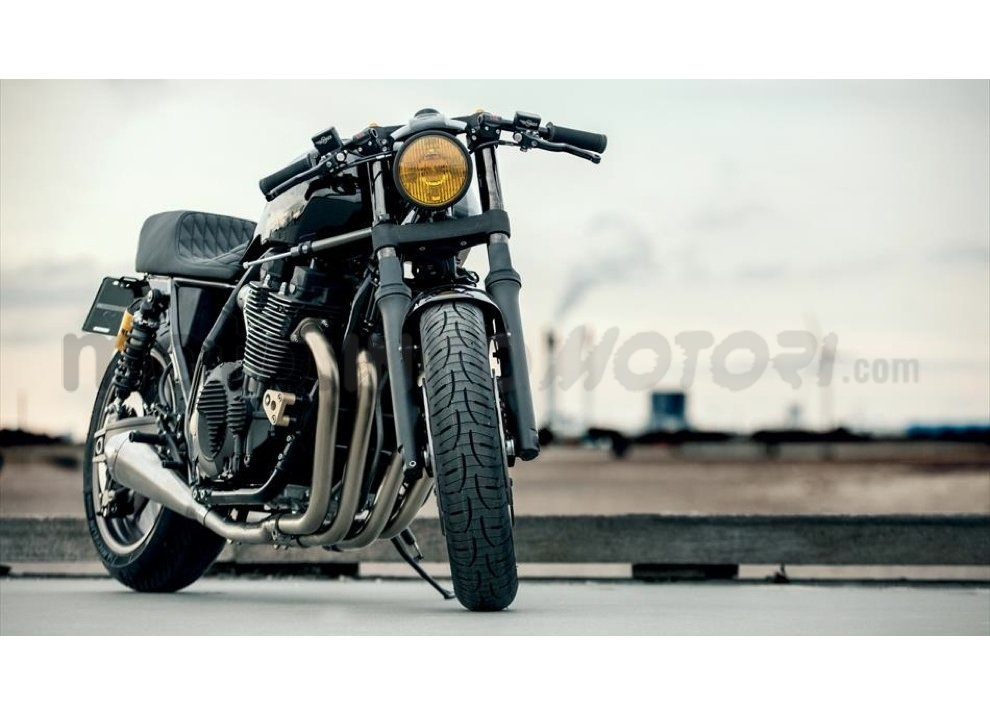 Yamaha Yard Built XJR 1300 Skullmonkee by Wrenchmokees - Foto 2 di 20