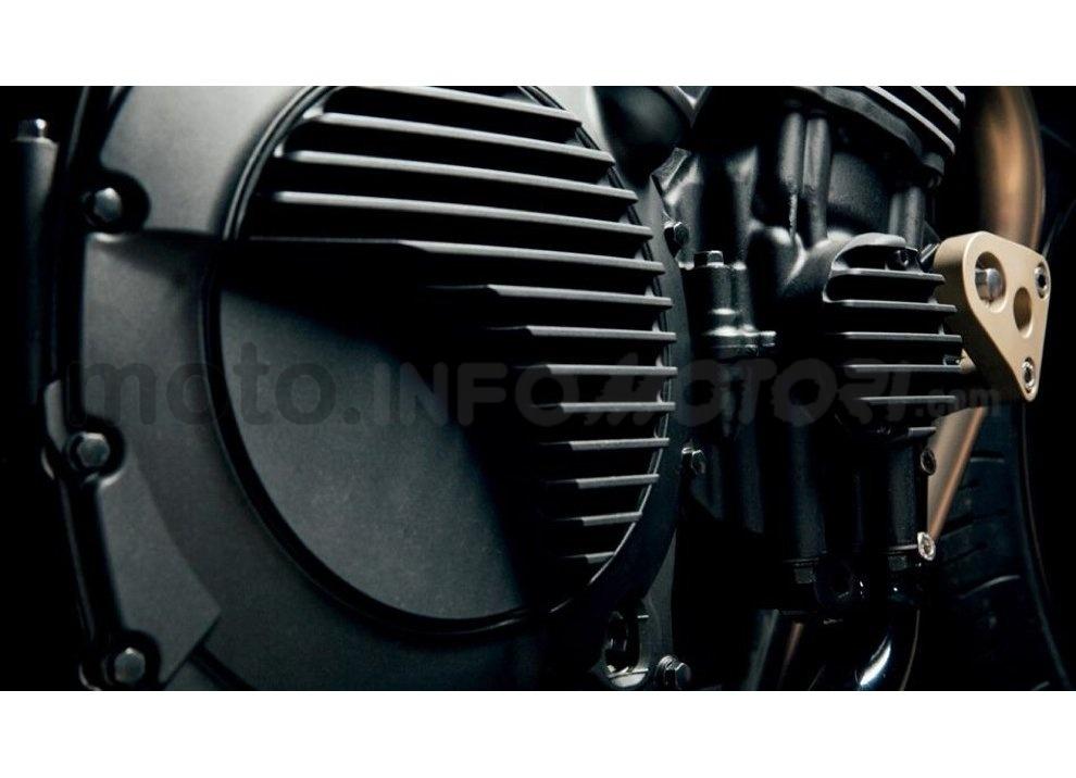 Yamaha Yard Built XJR 1300 Skullmonkee by Wrenchmokees - Foto 8 di 20