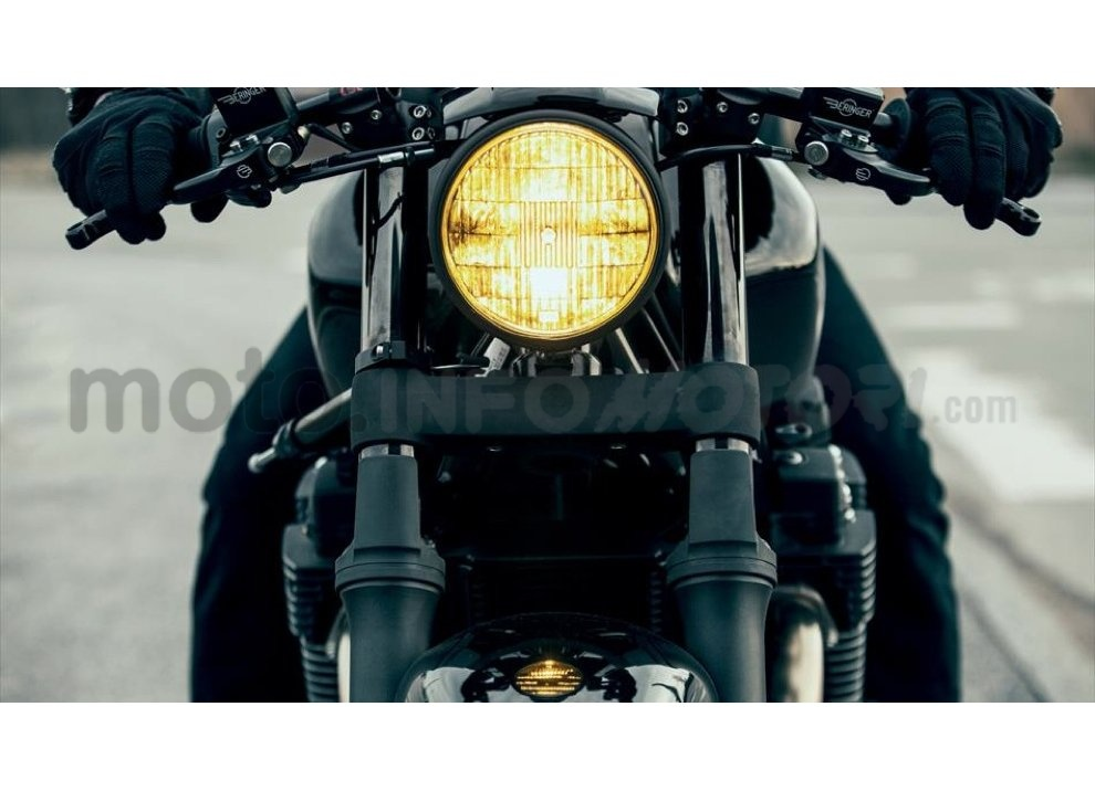 Yamaha Yard Built XJR 1300 Skullmonkee by Wrenchmokees - Foto 6 di 20