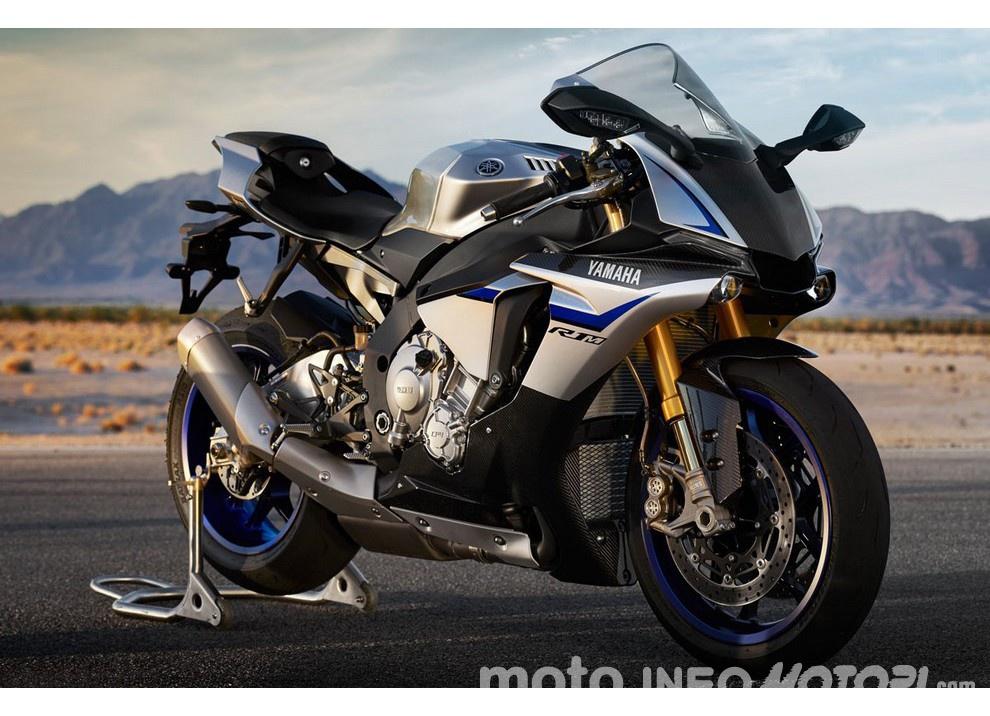 Yamaha YZF-R1M, esteso l'acquisto online fino al 28 febbraio 2016 - Foto 1 di 6