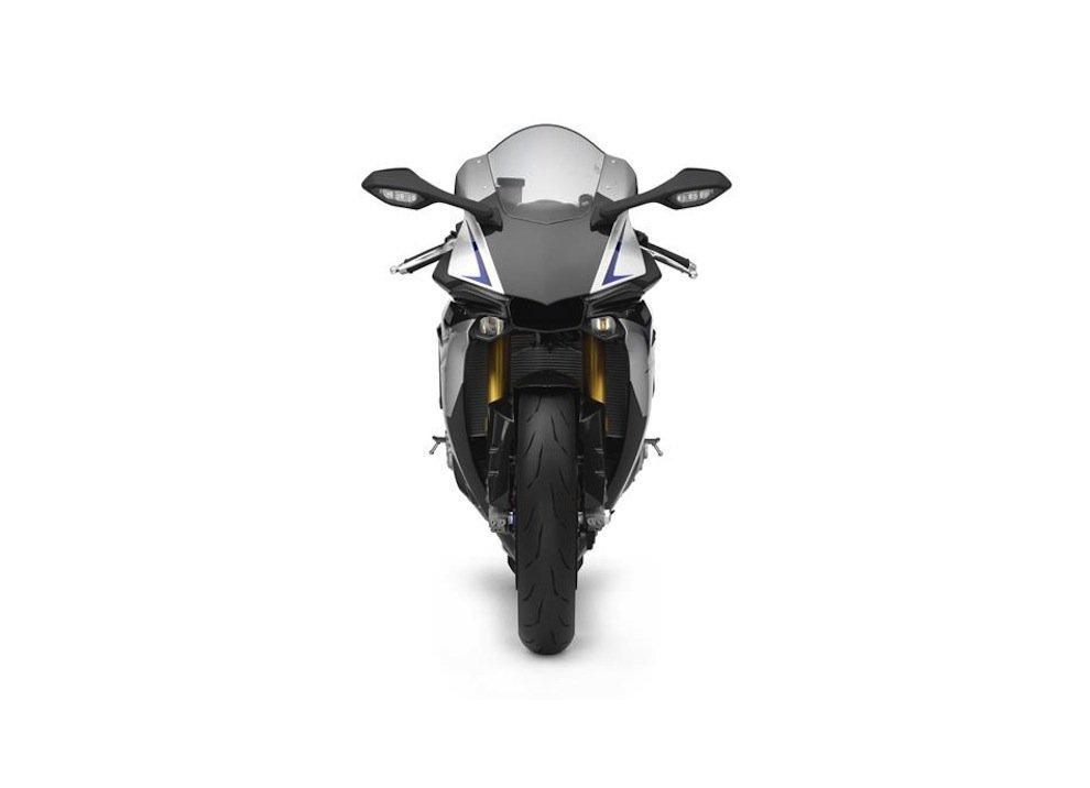Yamaha YZF-R1M m.y. 2016, ora è disponibile - Foto 12 di 17