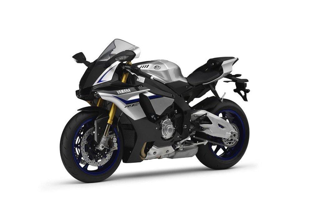 Yamaha YZF-R1M m.y. 2016, ora è disponibile - Foto 13 di 17